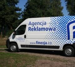 Finezja - samochód firmowy-1